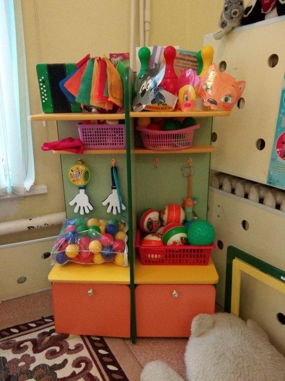 Спортивный уголок в детском саду своими руками   768x576